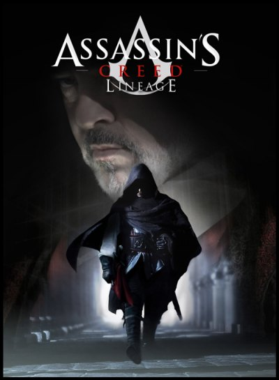 Locandina Manifesto del film ''Assassin's Creed: Lineage''