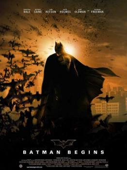 BATMAN BEGINS (Film)