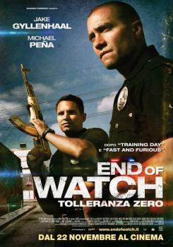 END OF WATCH - TOLLERANZA ZERO (Film)