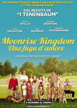 MOONRISE KINGDOM - UNA FUGA D'AMORE (Film)