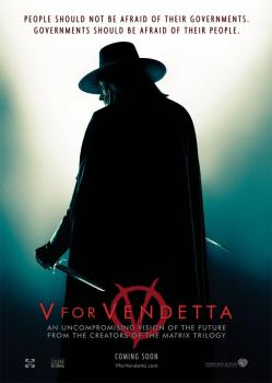 V PER VENDETTA (Film)