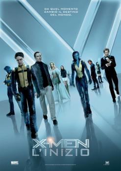X-MEN: L'INIZIO (Film)