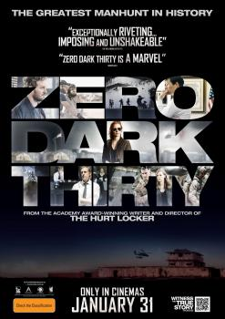 ZERO DARK THIRTY (Film)